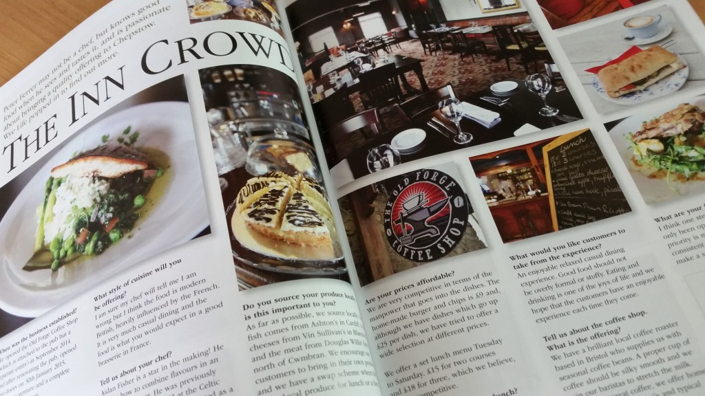 The New Inn, Chepstow, Wye Life Magazine