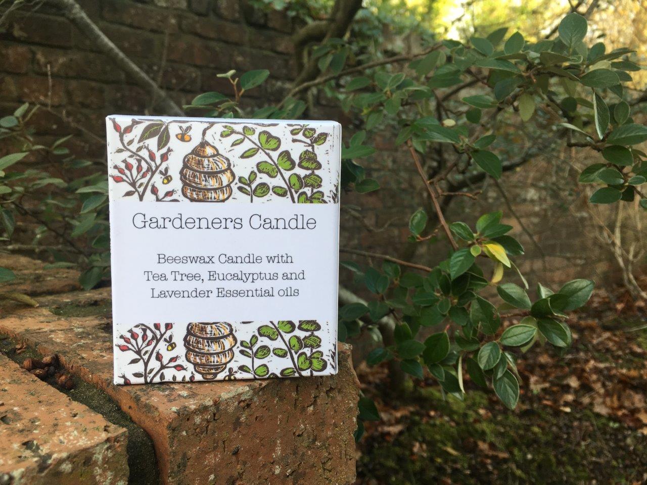 Gardeners Candle