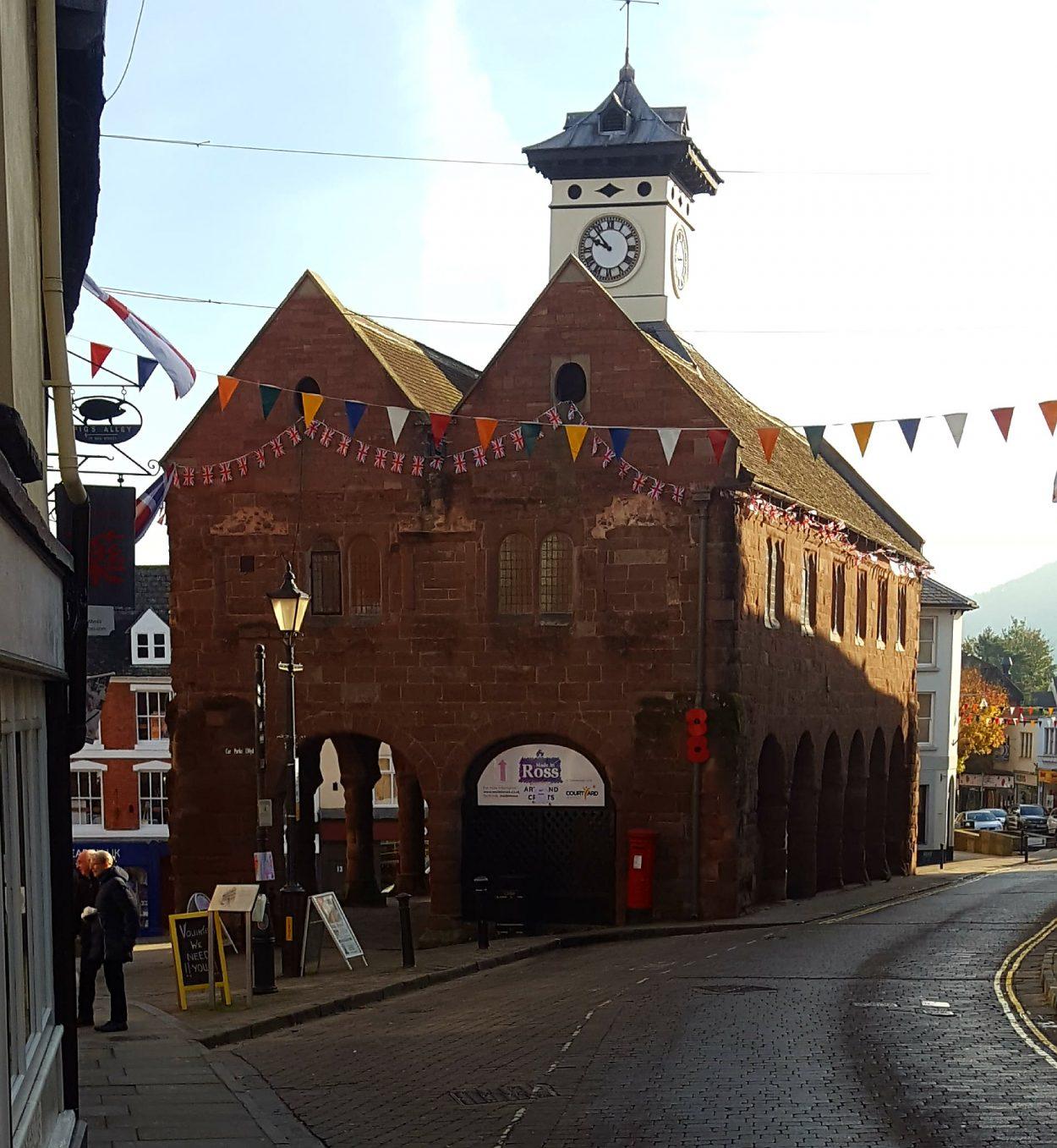 Nicky Fraser Herefordshire Ross Market